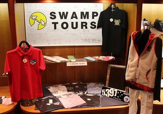 春を先取り!SWAMP TOURS 新作続々入荷中♪