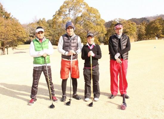 中部女子研修生親睦ゴルフ レポート!