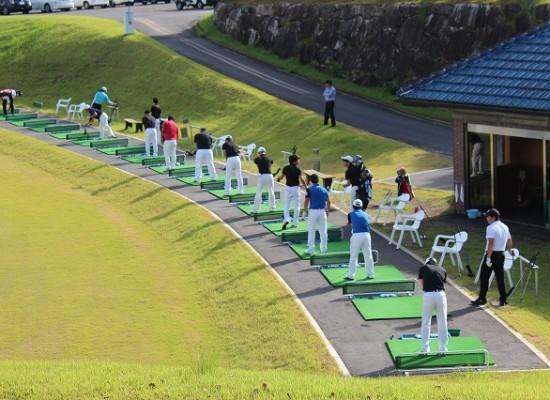 中部学生ゴルフ選手権競技パート②